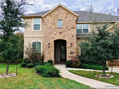 San Antonio Single Family Home New: 2602 Galit Cove