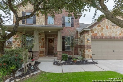 Helotes Single Family Home For Sale: 17818 Antero Mt