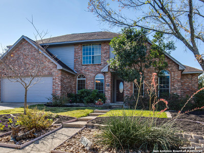 San Antonio Single Family Home Back on Market: 923 Amberstone Dr