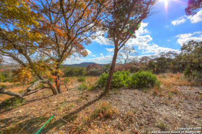 Boerne Residential Lots & Land New: 24923 Caliza Ter