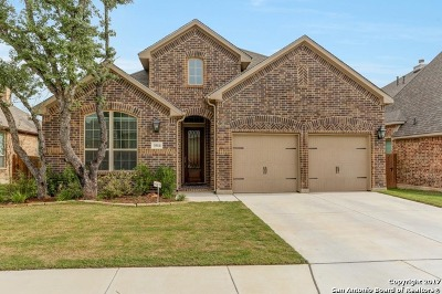 San Antonio Single Family Home New: 3914 Cordoba Creek
