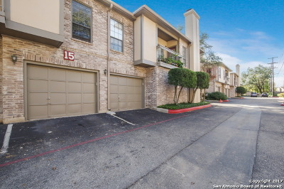 San Antonio Condo/Townhouse New: 11839 Parliament St #1522