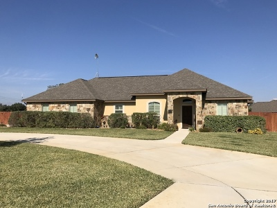 Atascosa County Single Family Home New: 1728 Camden Ln