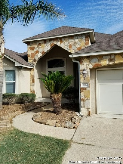 New Braunfels Single Family Home New: 2712 Windcliff Dr