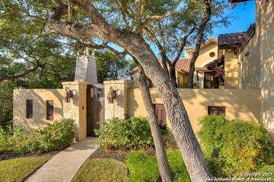 Bexar County Single Family Home Back on Market: 24039 La Tapiceria