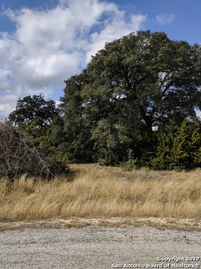 New Braunfels Residential Lots & Land New: 1512 Grenache