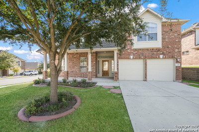 Schertz Single Family Home New: 2201 Verde Hills