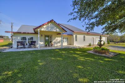 Seguin Single Family Home New: 641 Weber Rd