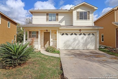 Single Family Home New: 6842 Walnut Valley Dr