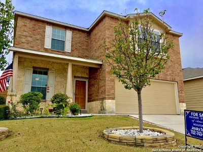 Bexar County, Kendall County Single Family Home New: 7667 Paraiso Hvn