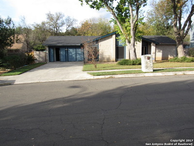 Leon Valley Single Family Home Price Change: 7047 Weathered Post St