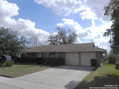 Kirby Single Family Home New: 5022 Wheatland St