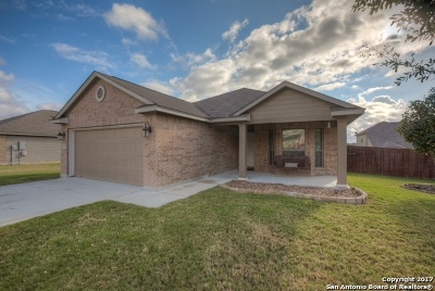 Comal County Single Family Home New: 2439 Horned Lark