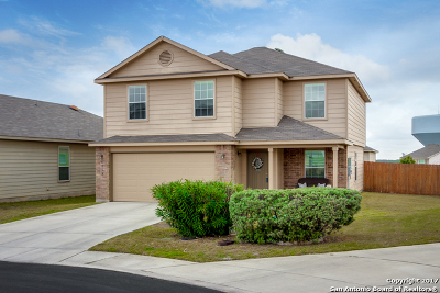 San Antonio Single Family Home New: 4019 Ashleaf Pecan