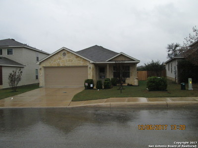 San Antonio Single Family Home New: 3511 Carruthers Oak