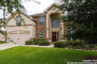 San Antonio Single Family Home Price Change: 430 Senna Trl