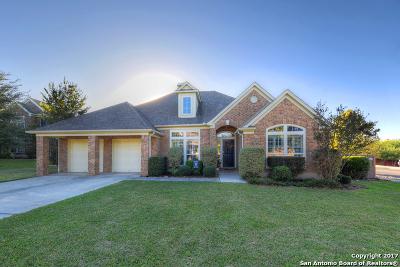 New Braunfels Single Family Home New: 493 Diamond Oak