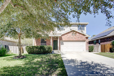 Cibolo Single Family Home New: 158 Blue Sage Ln