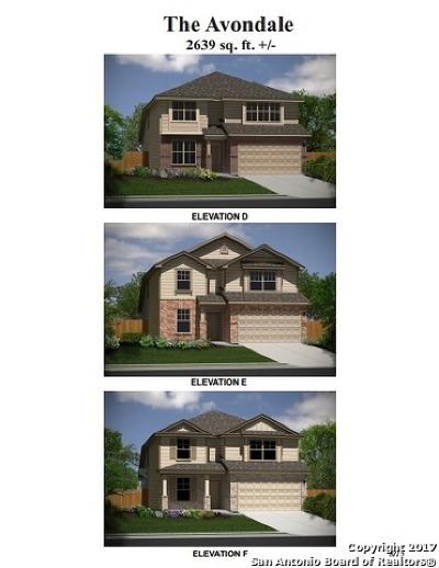 Single Family Home New: 1730 Gray Fox Creek
