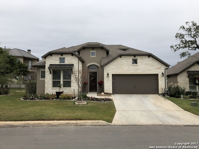 San Antonio Single Family Home New: 4752 Amorosa Way