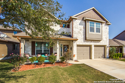 Cibolo Single Family Home For Sale: 321 Brook Shadow