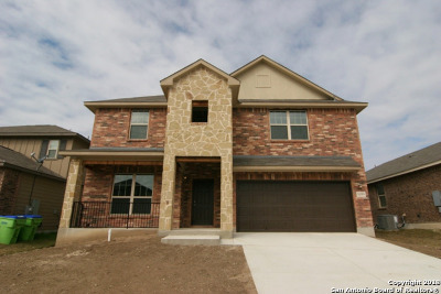 Single Family Home For Sale: 11319 Silver Rose