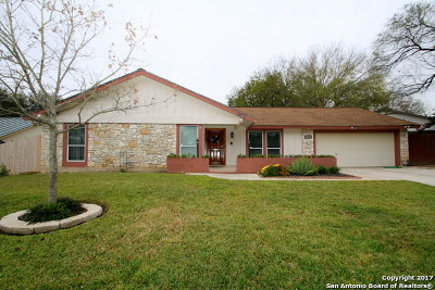 Live Oak Single Family Home New: 7716 Cool Sands St