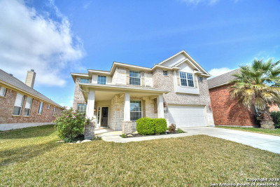 Cibolo Single Family Home New: 114 Royal Troon Dr