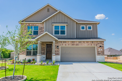 Bexar County Single Family Home Back on Market: 6207 Alta Puerta