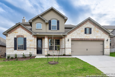 Spring Branch Single Family Home For Sale: 417 Scenic Lullaby