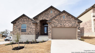 Bexar County Single Family Home New: 5815 Sweetwater Way