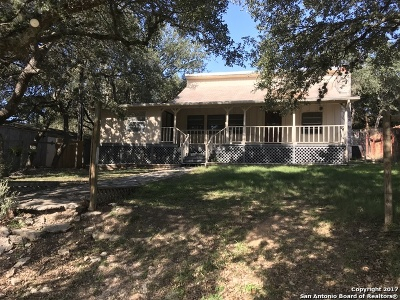 Comal County Single Family Home New: 153 Glenn Dr