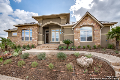 Boerne TX Single Family Home For Sale: $789,000