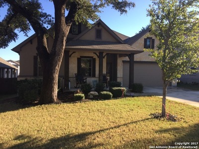 Cibolo Single Family Home New: 253 Gardner Cv