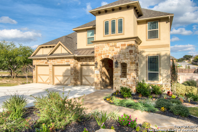 Boerne Single Family Home For Sale: 28702 Front Gate