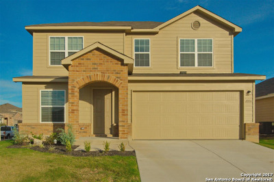 Bexar County Single Family Home New: 2350 Camberly View