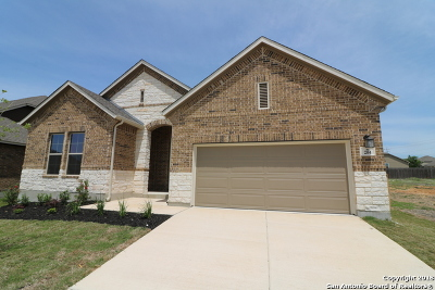 Cibolo Single Family Home New: 204 Kildare