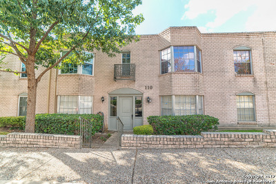 San Antonio Condo/Townhouse New: 102 Ruelle Ln #110A