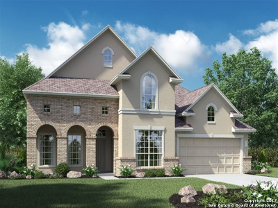 San Antonio Single Family Home New: 11338 Phoebe Lace