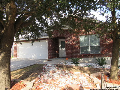Bexar County Single Family Home New: 7335 Tamburo Trl