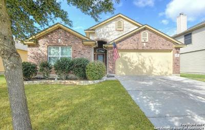 Bexar County Single Family Home New: 6615 Lantana Sun