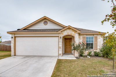 Bexar County Single Family Home New: 16103 Julep Chas
