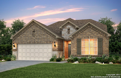 Boerne Single Family Home New: 127 Aberbeen
