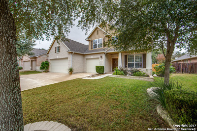 Cibolo Single Family Home New: 218 Daly Cv