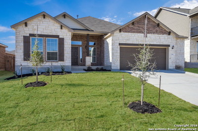 Comal County Single Family Home New: 344 Green Heron