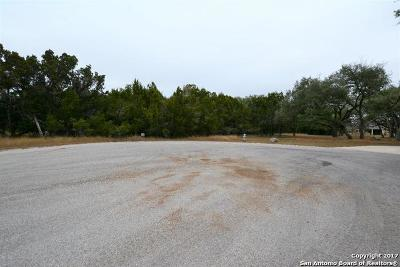 New Braunfels Residential Lots & Land For Sale: 10707 Steubing Cir