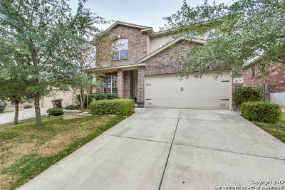 Bexar County Single Family Home New: 12170 Karnes Way