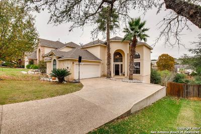 San Antonio Single Family Home New: 19518 Gran Roble