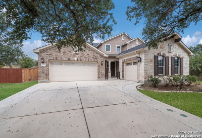 San Antonio Single Family Home New: 11243 Thorn Apple