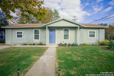 Universal City Single Family Home New: 301 W Lindbergh Blvd